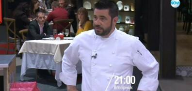 В Hell's Kitchen България на 23 април в 21.00 ч. по NOVA