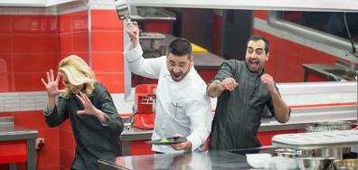 В Hell's Kitchen на 1 април очаквайте
