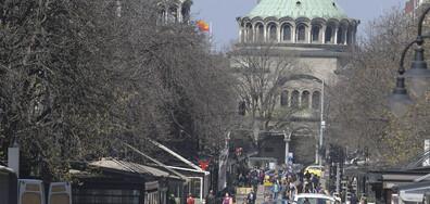 Софиянци масово по улиците, парковете пустеят