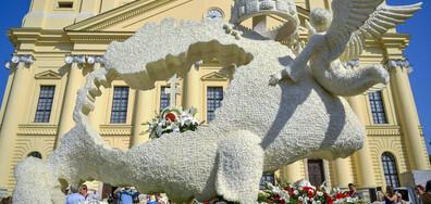 Фестивал на цветята в Унгария