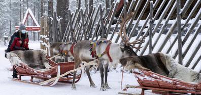 В селото на Дядо Коледа