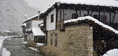 Снежен ден в Етъра