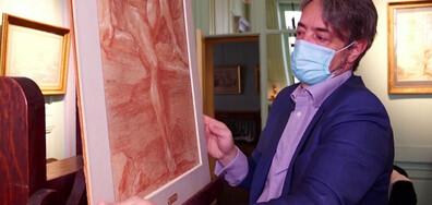 1,9 милиона евро за рядка рисунка на Бернини