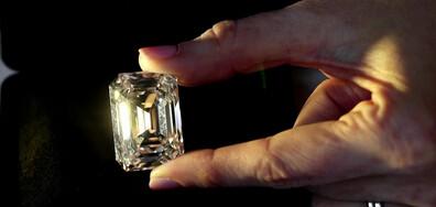101-каратов диамант ще бъде пуснат на търг