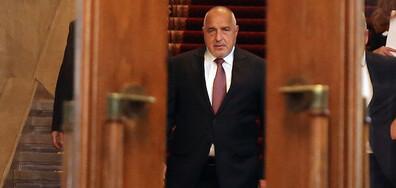 Бойко Борисов напуска Министерския съвет