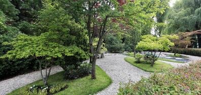 Райско кътче: Японската градина в Софийския зоопарк