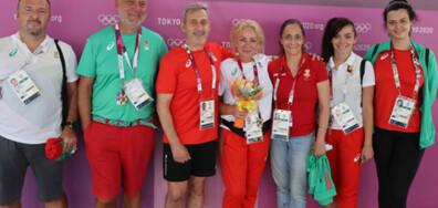 Край на състезателната кариера на Мария Гроздева