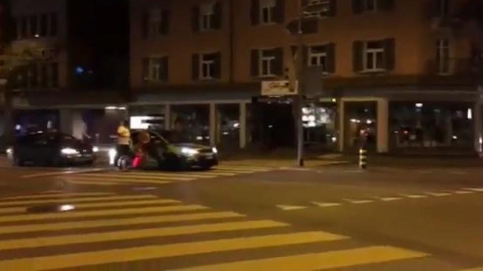 Португалците в Швейцария празнуват