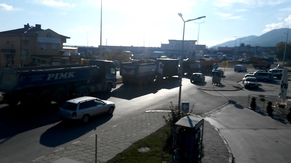 Безумният трафик в Асеновград