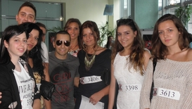 Адел доминира кастингите за X Factor