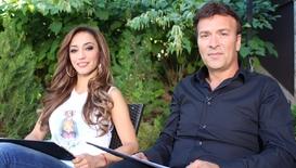 Джордж Левендис и Тони Карейра в X Factor