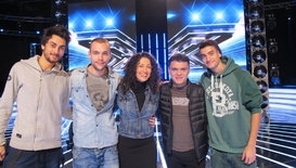 Васко Василев се срещна с X Factor
