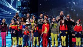 Първи концерт на талантите извън сцената на X Factor