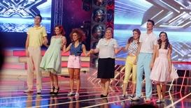 Сани Алекса представя новата си песен в X Factor