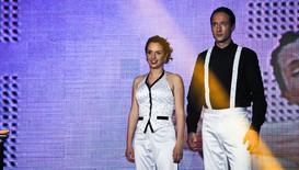 Дарин Ангелов зае третото място в Dancing Stars 2014