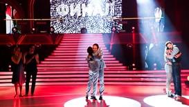 Михаела Филева и Албена Денкова в битка за купата на Dancing Stars