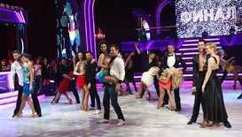 Мари от Chambao: Забавлявайте се с това, което правите в Dancing Stars
