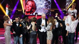 Звездите на Dancing Stars отпразнуваха финала с купон