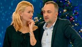 """Мария Игнатова и Румен Угрински в новогодишното издание на """"Сделка или не"""""""