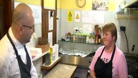 Шеф Манчев прави революция в пицария, в която никой не поръчва пици