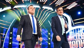 """Зуека и Рачков: Шоуто ще е страхотно на финала на """"Като две капки вода"""" по Нова"""