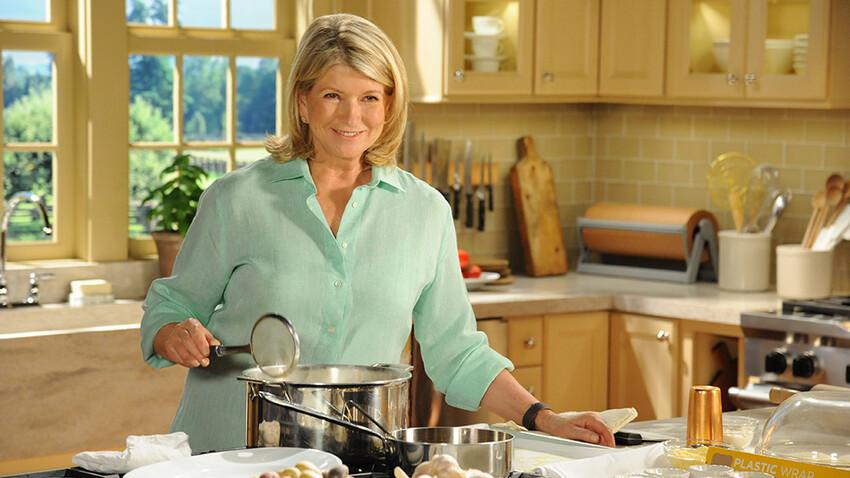 Кулинарното училище на Марта Стюарт