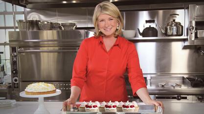 Печивата на Марта Стюарт