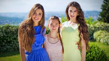Слънчеви момичета