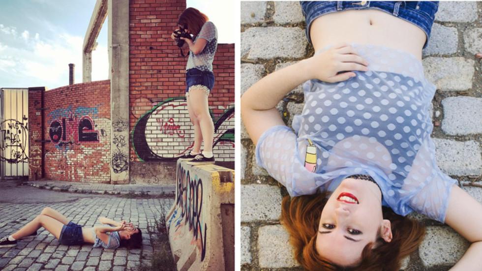Фотографи, които направиха всичко за перфектната снимка