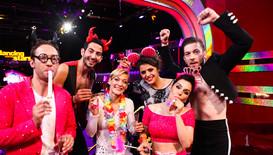 Парти на финалистите в Dancing Stars