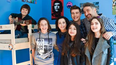 """Новият български сериал """"Ние, нашите и вашите"""" стартира на 8 март по NOVA"""