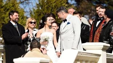 """Сватбата на Лили и Христо в """"Ние, нашите и вашите"""""""