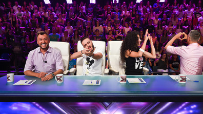 Жури на X Factor