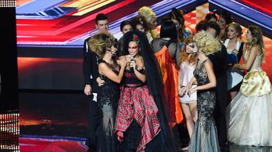 Хелоуин вечер на втория лайв концерт в X Factor