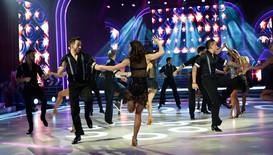 Салса вечер в Dancing Stars