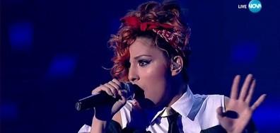 Вирджиния Събева - Proud Mary - X Factor Live