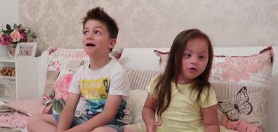 """""""Живот със Синдрома на Даун"""": Какво научи Михаела?"""