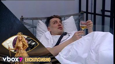 Кулагин хвали уменията си в леглото - VIP Brother 2018